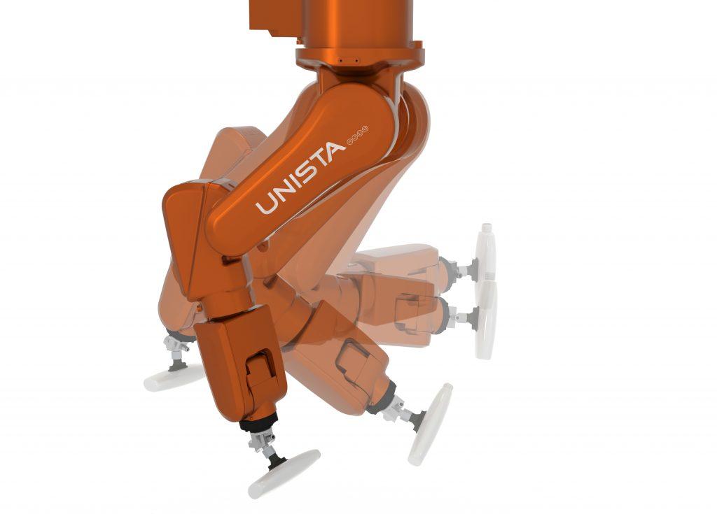 Modélisation et rendu 3D d'un bras robotisé