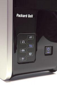 Design d'une unité centrale pour Packard Bell